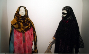 Omani womens traditional dress