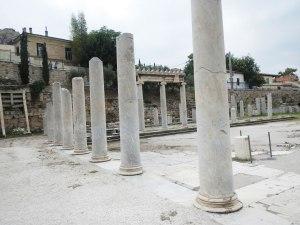 columns-at-Roman-Agorra