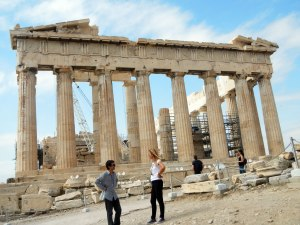 east-entrance-of-Parthenon