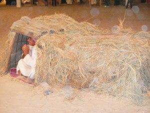 Bedouin-hut