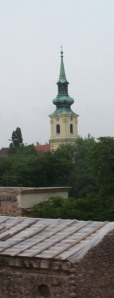 Mathias Church steeple